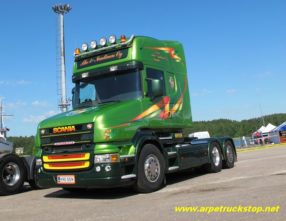Riverdide Truck Meeting 2013 Scania T