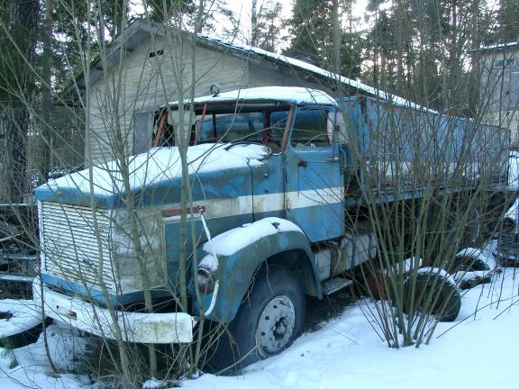 Arpe Truck Stop - uudet ja vanhat kuorma-autot kuvina - vintage and modern trucks in pictures
