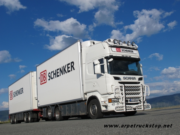 Scania R, truck Norway